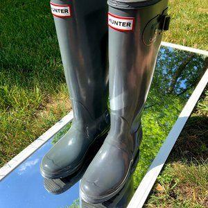 Original Gloss Hunter Boots